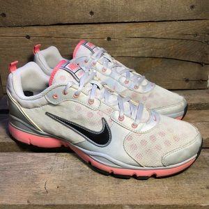 Nike Flex Trainer Gray Training Shoes